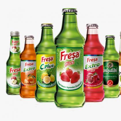 Meyveli Soda Çeşitleri